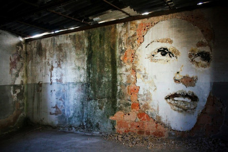 Лица старых зданий – портреты Александра Фарто — фото 23
