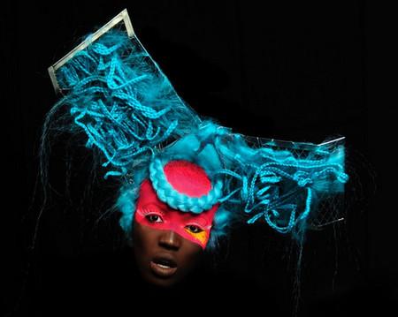 Прически или скульптуры? Идеи Joanne Petit-Frere — фото 5