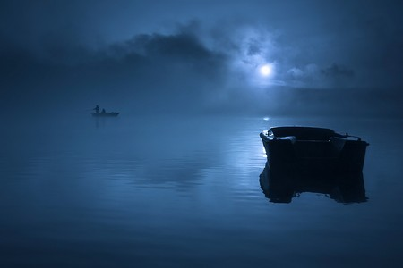 Туманные пейзажи на красивых снимках Богуслава Стремпеля — фото 3