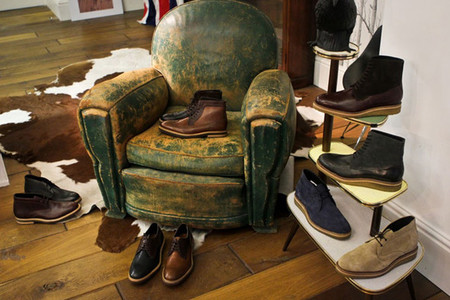 Hudson – английская обувь не только для джентльменов — фото 8