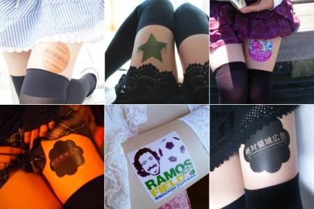 Как юных японок ноги кормят )) Новая идея рекламщиков — фото 19