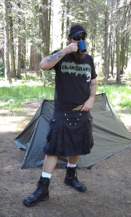 Килты и другие мужские юбки – быть или не быть?)) — фото 14