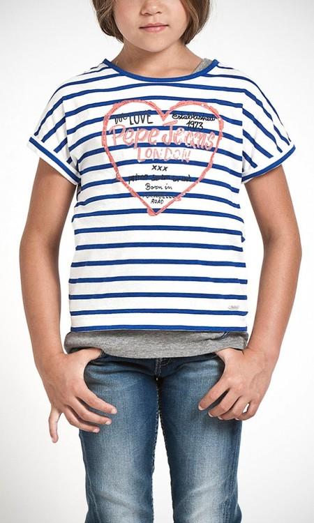 В меру взрослая детская коллекция Pepe Jeans 2013 — фото 29