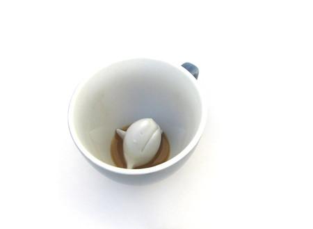 Creature cups – чашки с существами на дне — фото 9