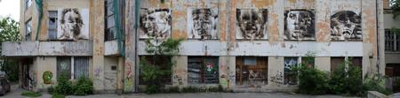 В память о ВОВ – лица, нарисованные огнем и «коктейлем Молотова». Проект T-Radya — фото 23