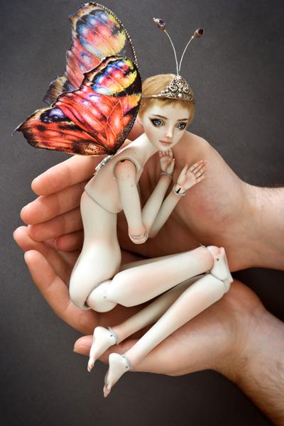 Фея? Бабочка?