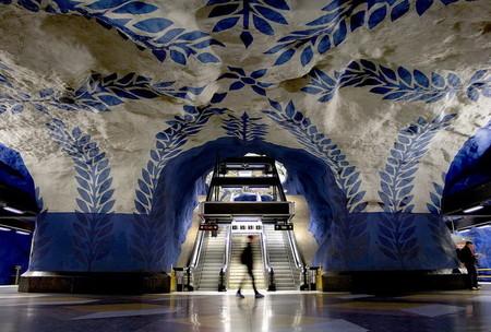 Метро, ради которого стоит приехать в Стокгольм! — фото 4