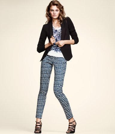 Свежий стайлбук от H&M – милая весенняя коллекция 2013 — фото 37
