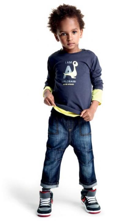 Лучше, чем у взрослых – детская мода от Okaidi — фото 2