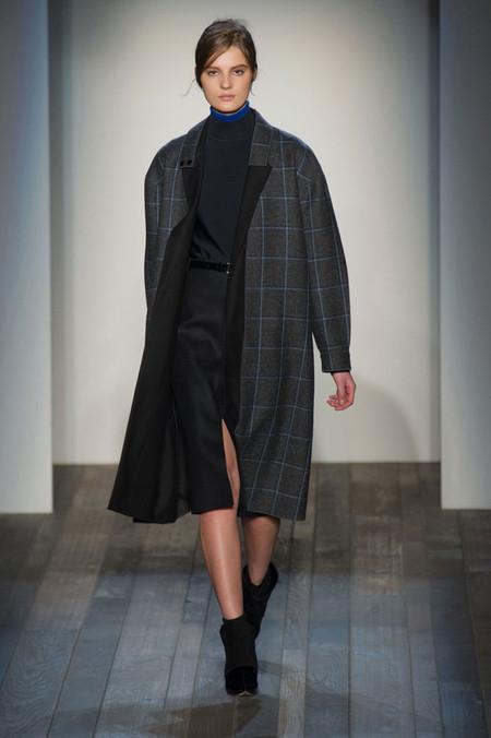 Victoria Beckham осень-зима 2013-2014 – добротная и уютная коллекция — фото 8