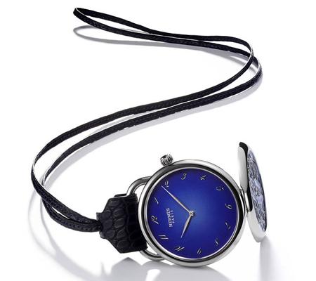 Карманные часы – не прошлый век! Экземпляры от Hermès — фото 3