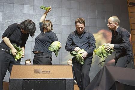 Музыка и … овощи. Творчество Венского овощного оркестра — фото 12