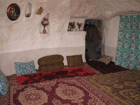 Кандован: странный город – термитник в Иране — фото 17