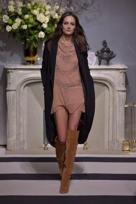 H&M выходит на подиумы – коллекция осень-зима 2013-2014 — фото 22