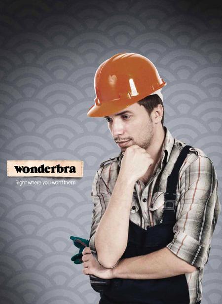 WonderBra – хитрые лифчики в хитрой рекламе — фото 29