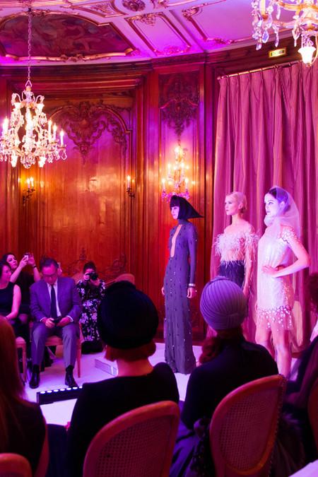 Наши в Париже – коллекция Юлии Яниной сезона весна-лето 2013 — фото 31