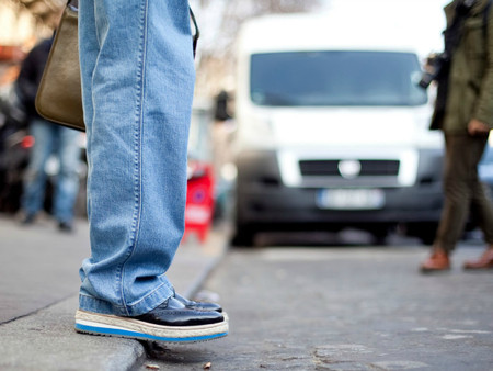Флатформы, они же криперы, они же криперсы – еще один популярный обувной тренд — фото 45