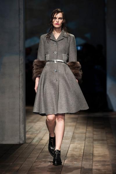 Осень-зима 2013-2014 с Prada – будет ретро и тепло — фото 5