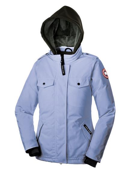 Женская коллекция от Canada Goose зима 2013 – самая теплая мода — фото 21