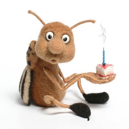 Колорадский жук — именинник