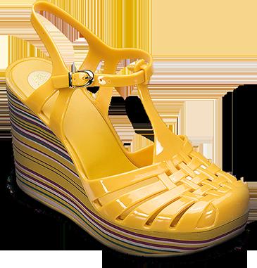Женская коллекция MELISSA зима 2013. Хорошая обувь может быть … пластиковой! — фото 2