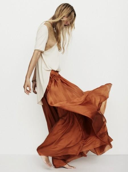 Коллекция Nanushka весна-лето 2013 – мода для горожанок-кочевниц — фото 21