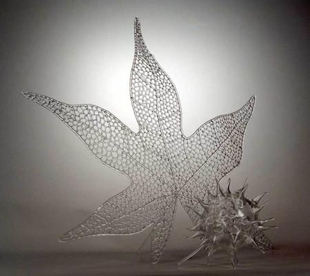 Стекло в скульптуре и не только – работы Роберта Микелсена — фото 14