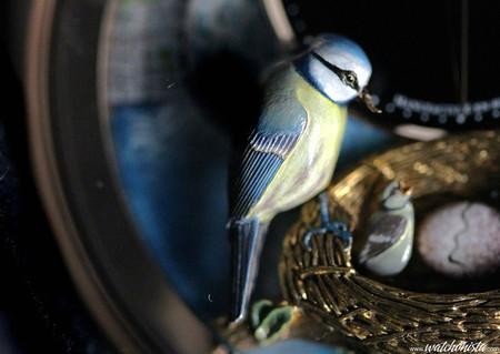 Дорогой эксклюзив – часы Jaquet Droz Bird Repeater — фото 7