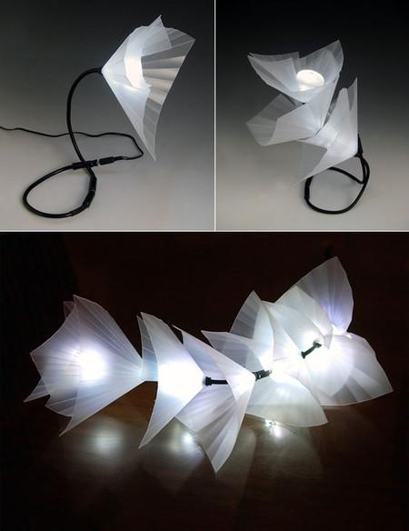 Настольные лампы – самые оригинальные и необычные — фото 19