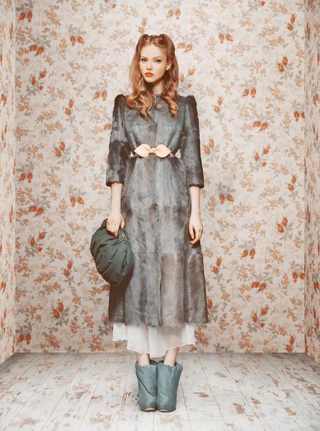 Ретро-осень – коллекция Ульяны Сергеенко — фото 13