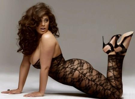 Красотка Эшли Грэм