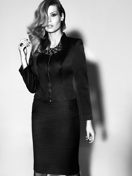 Обновленная классика – одежда от Caterina Leman — фото 12
