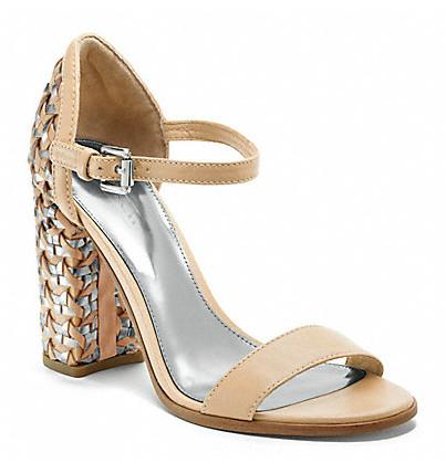 Коллекция обуви от Coach весна-лето 2013 – каблуки, платформа, мокасины, сандалии! — фото 7