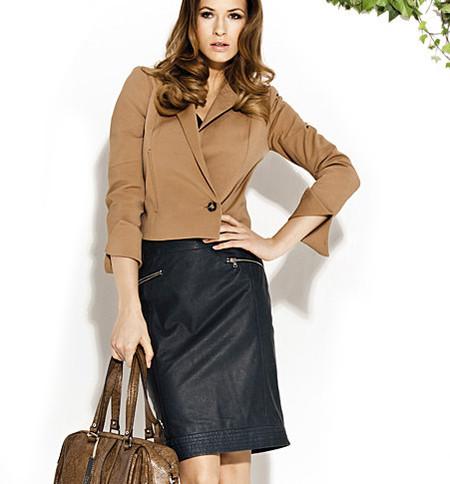 Ochnik – польский «кожаный» бренд. Женская коллекция 2012 — фото 15