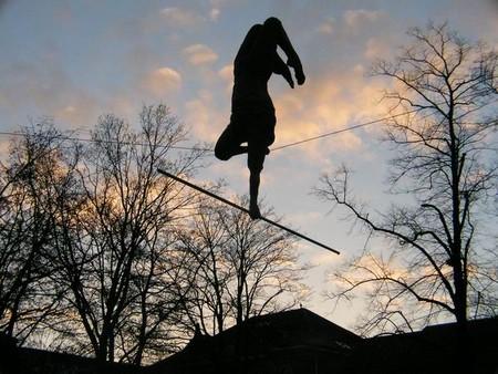 Скульптуры в воздухе от Jerzy Kedziora — фото 24