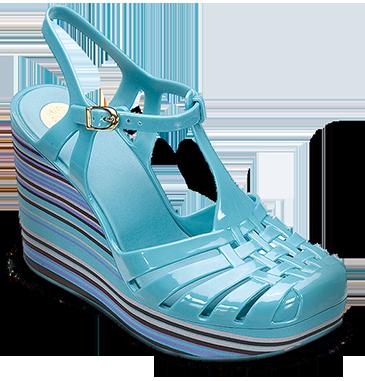 Женская коллекция MELISSA зима 2013. Хорошая обувь может быть … пластиковой! — фото 30