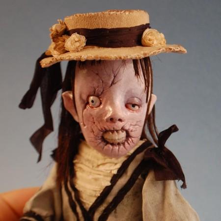 Зомби, монстры, вампиры и прочие куклы Камиллы Млынарчик — фото 8