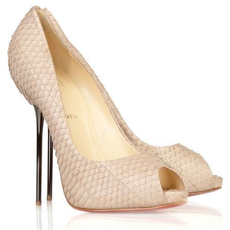 Туфли цвета «нюд» - новая классика! С чем носить, как комбинировать — фото 63
