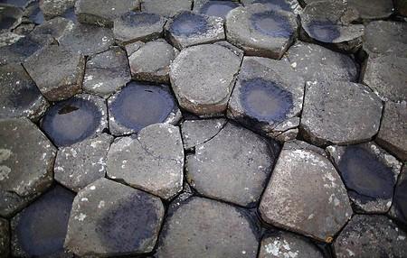 Дорога Гигантов – ступени из базальтовых столбов — фото 7