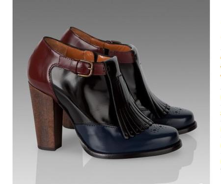 Коллекция женской обуви Paul Smith 2012 — фото 4