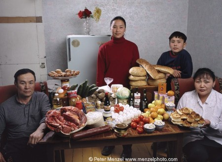 Монголия, Улан-Батор, затраты $40.02