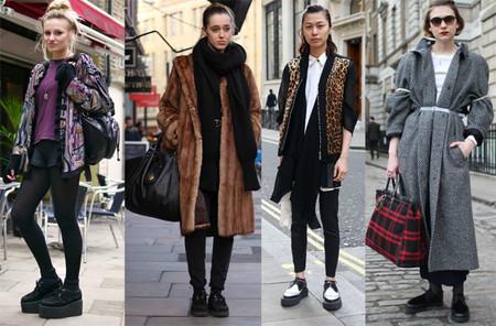 Флатформы, они же криперы, они же криперсы – еще один популярный обувной тренд — фото 2