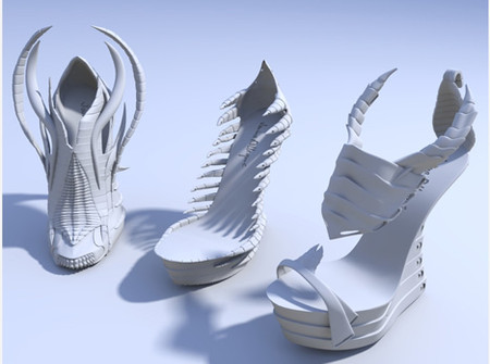 Три разработанных дизайна, пока это прототипы
