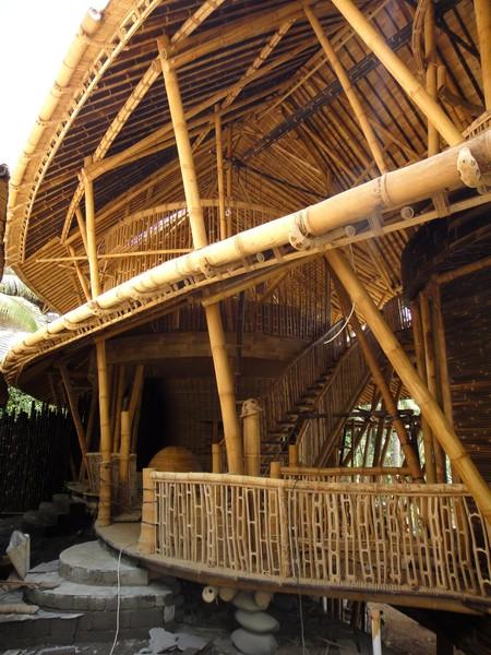 Бамбуковый оазис - Green Village на острове Бали — фото 17