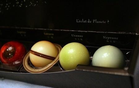 И снова конфеты-планеты. Шоколадный планетарий от L'éclat — фото 9