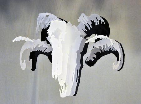Три измерения из двух – инсталляции Майкла Мерфи — фото 13