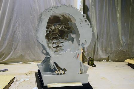 Три измерения из двух – инсталляции Майкла Мерфи — фото 7