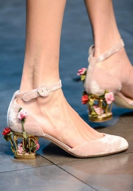 Dolce & Gabbana осень-зима 2013-2014 – когда всего слишком много — фото 117