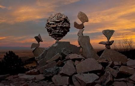 Невозможная грация камней – творчество Майка Граба — фото 2