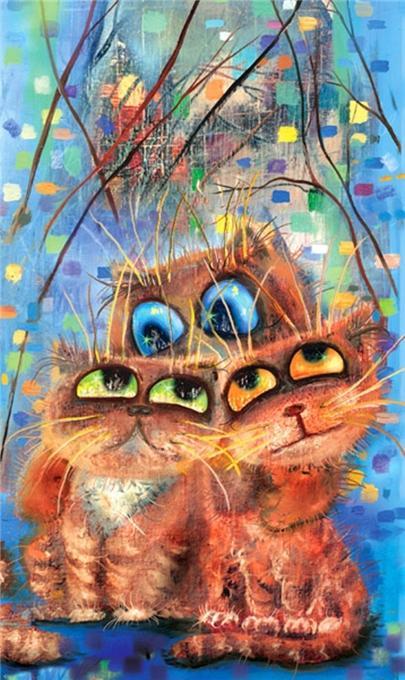 Коты и кошки Бориса Касьянова — фото 14